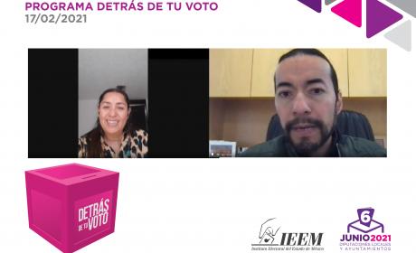 POSGRADOS DEL IEEM ESPECIALIZAN EN MATERIA POLÍTICO-ELECTORAL