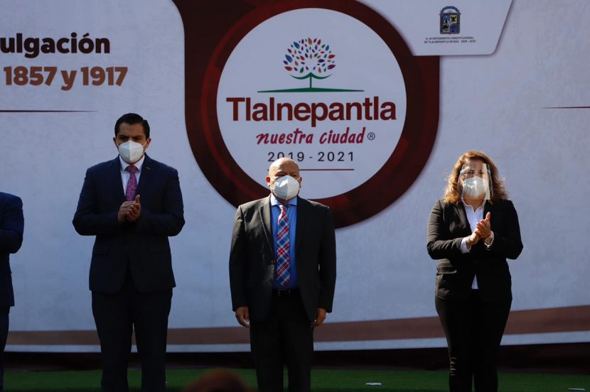 CUBREBOCAS OBLIGATORIO A TODO COMERCIANTE DE ALIMENTOS EN TLALNEPANTLA