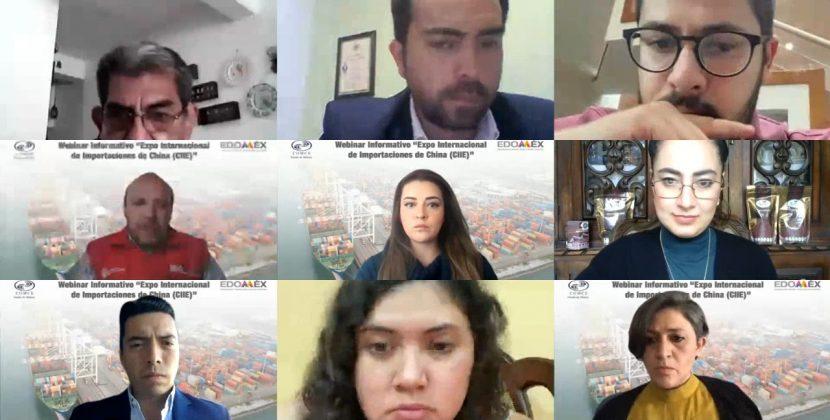OFRECE GEM WEBINAR INFORMATIVO A EMPRESAS MEXIQUENSES