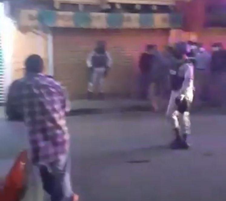 ACUSAN A POLICÍA DE ZINACANTEPEC DE DISPARAR A CIUDADANO