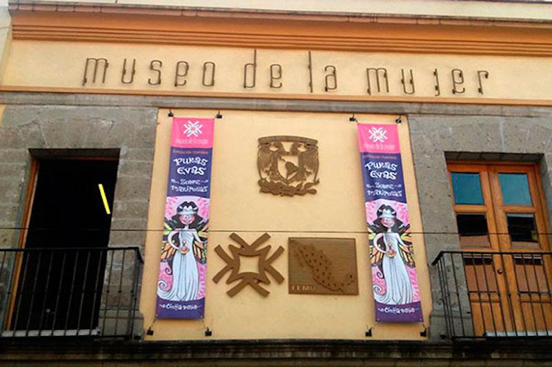 UNAM RECONOCE AL MUSEO DE LA MUJER