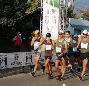 MEXICANOS CONSIGUEN ORO EN GUATEMALA