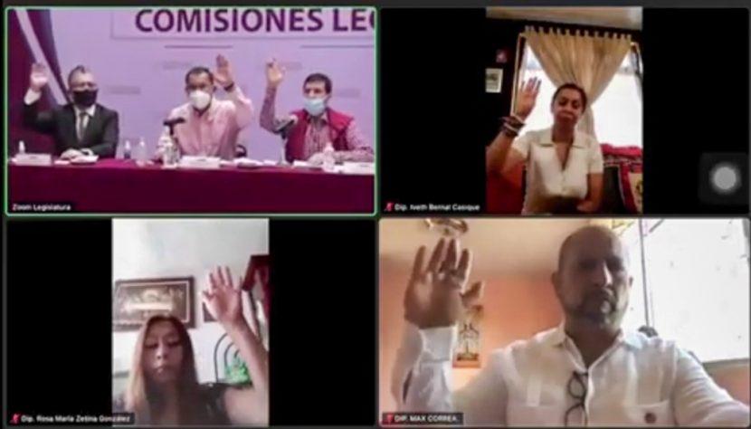 FORTALECEN ATRIBUCIONES LEGISLATIVAS EN PROTECCIÓN CIVIL