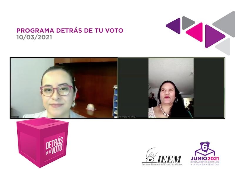 IGUALDAD RUMBO AL PROCESO ELECTORAL 2021: IEEM