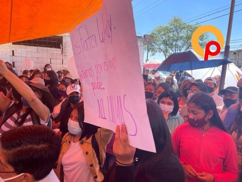 SEPULTAN A WENDY YOSELYN UNA VÍCTIMA MÁS DE FEMINICIDIO EN EDOMEX