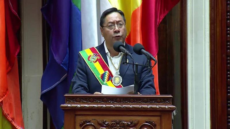 PRESIDENTE DE BOLIVIA REALIZARÁ VISITA OFICIAL A MÉXICO