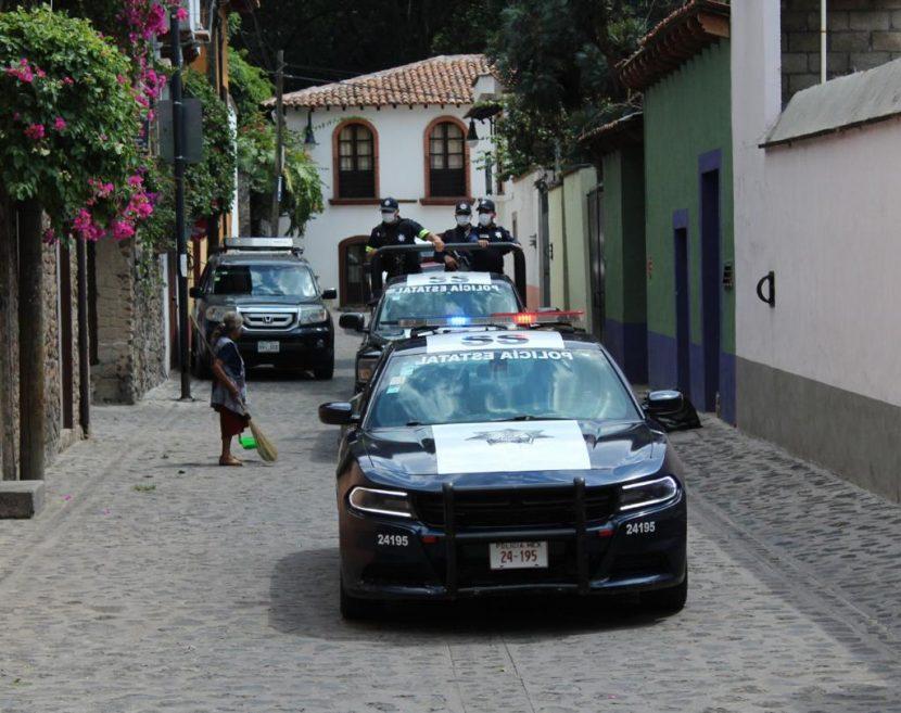 SSEM ARRANCA OPERATIVO DE SEMANA SANTA 2021
