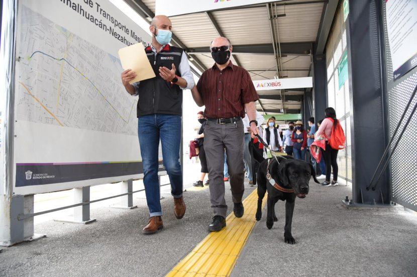 CAPACITARÁ GEM A PERSONAL DEL MEXIBÚS EN INCLUSIÓN SOCIAL