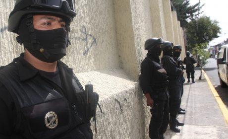 QUE ALCALDES VIGILEN ACTUACIÓN DE SUS POLICÍAS: ERNESTO NEMER