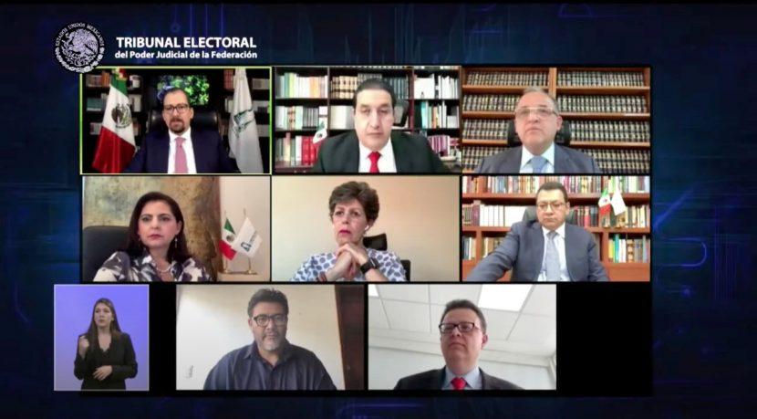 TEPJF PROHIBE AL PRESIDENTE EMITIR PROPAGANDA ELECTORAL