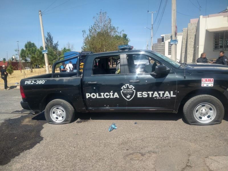 UN POLICÍA MUERTO Y DOS HERIDOS POR BALACERA EN JALISCO