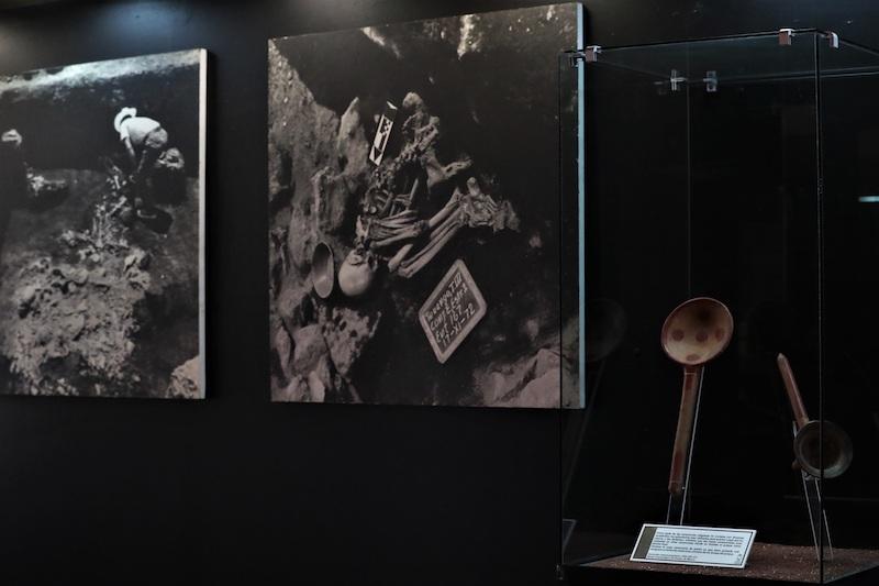 "EXHIBE MUSEO ""ROMÁN PIÑA CHAN"" SAHUMADORES PREHISPÁNICOS"