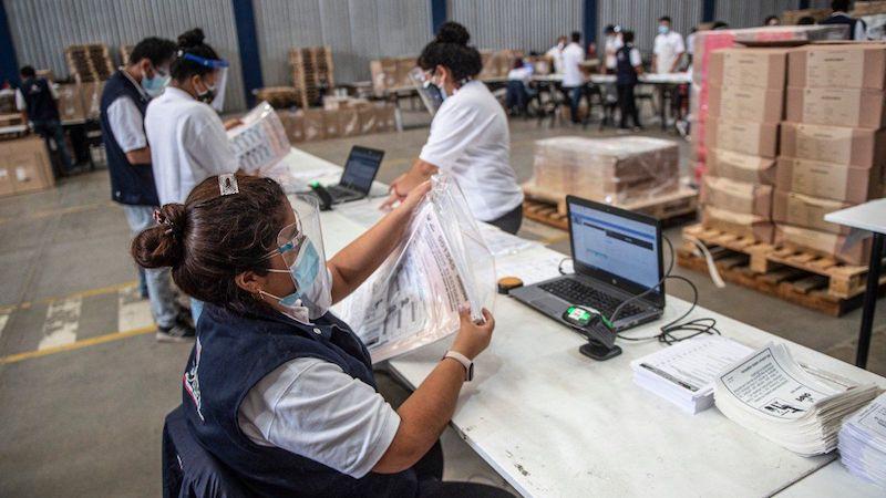 SELECCIONES DE PERÚ SE IRÁN A SEGUNDA RONDA