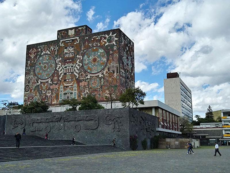 BIBLIOTECA CENTRAL DE LA UNAM CELEBRA 65 AÑOS