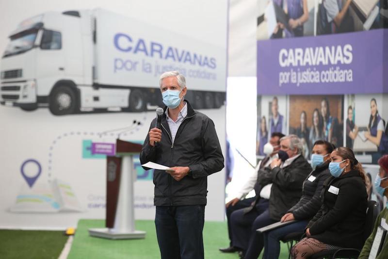 REGRESAN CARAVANAS POR LA JUSTICIA DE MODO PRESENCIAL: AMM