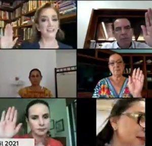 COMISIONES AVALAN LEYES DEL PODER JUDICIAL DE LA FEDERACIÓN