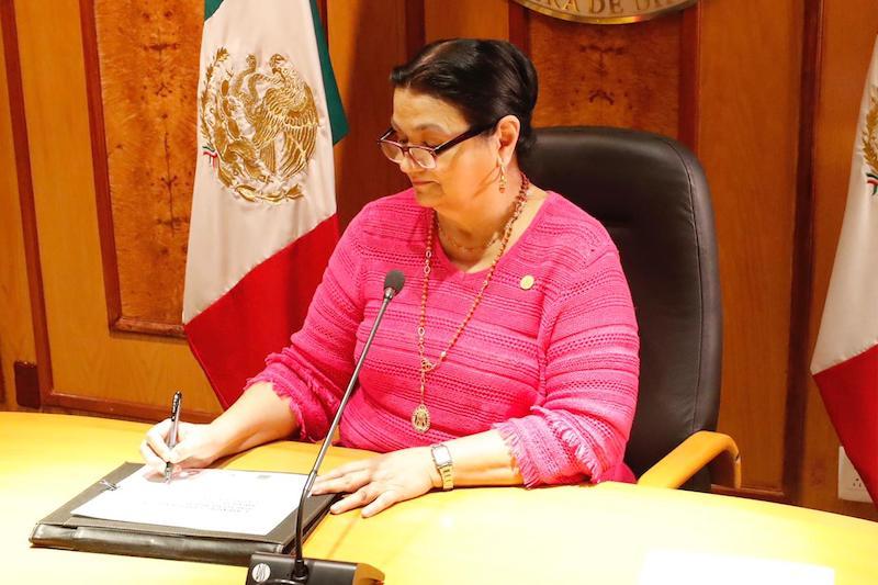 DIPUTADOS FEDERALES Y  PACTO MUNDIAL MÉXICO FIRMAN CONVENIO