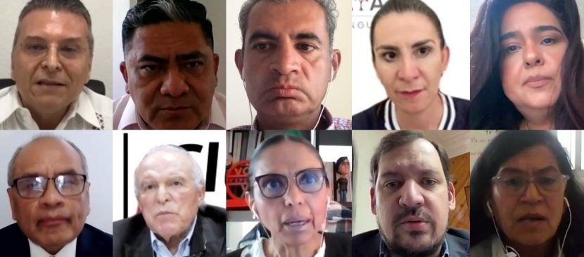 MESA DE DIÁLOGO SOBRE REFORMA A LEY DE HIDROCARBUROS