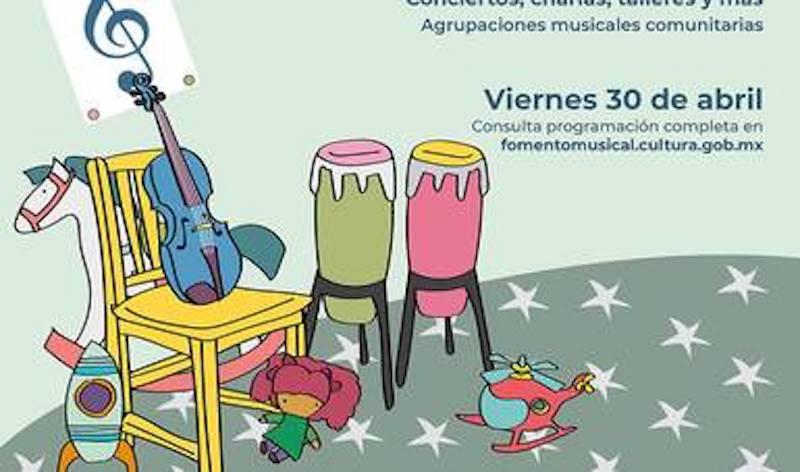 NIÑOS Y NIÑAS PARTICIPAN EN AGRUPACIONES MUSICALES