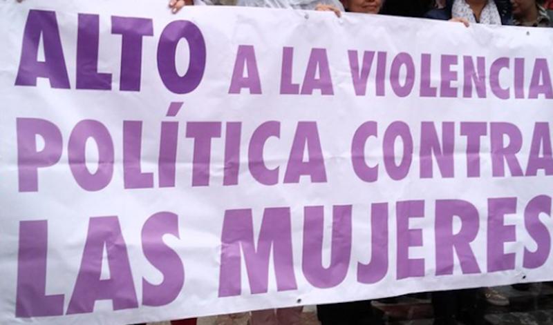 TEPJF TRABAJA POR ERRADICAR VIOLENCIA POLÍTICA DE GÉNERO