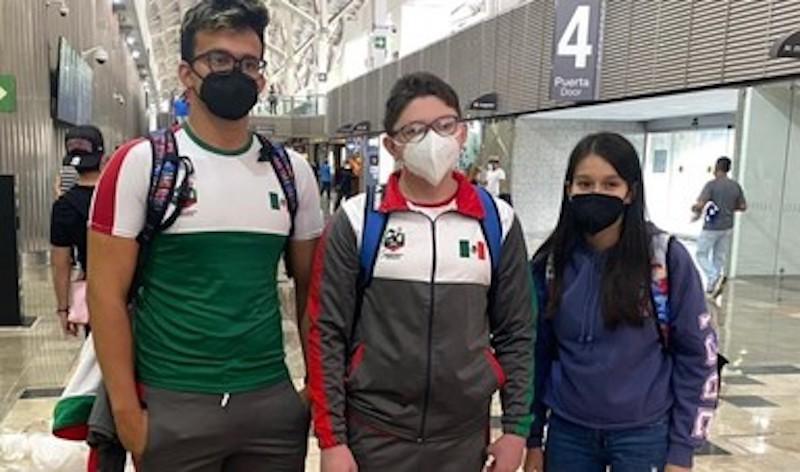 NADADORES MEXICANOS VIAJAN A GRAN BRETAÑA