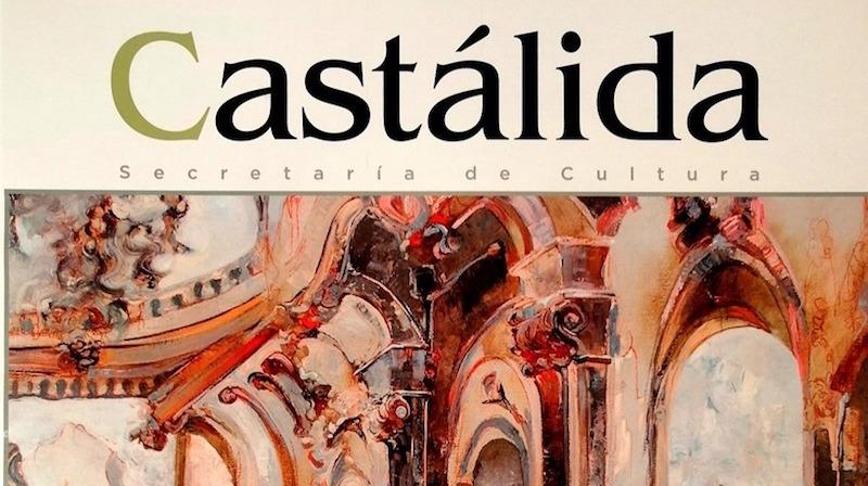"""PARTICIPA EN LA REVISTA """"CASTÁLIDA, LITERATURA EXPRESIÓN VISUAL"""""""