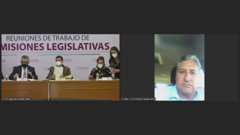 COMISIÓN LEGISLATIVA DE PROCURACIÓN Y ADMINISTRACIÓN DE JUSTICIA