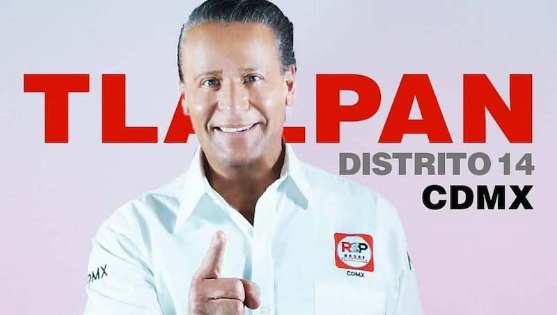 SEGÚN ALFREDO ADAME AUDIO ES «CAMPAÑA DE DESPRESTIGIO»