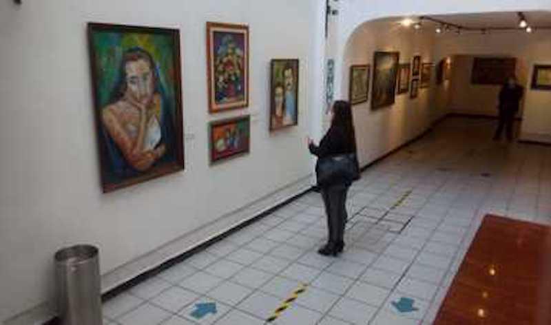 REABRE «LABORATORIO DE ARTE ALAMEDA»