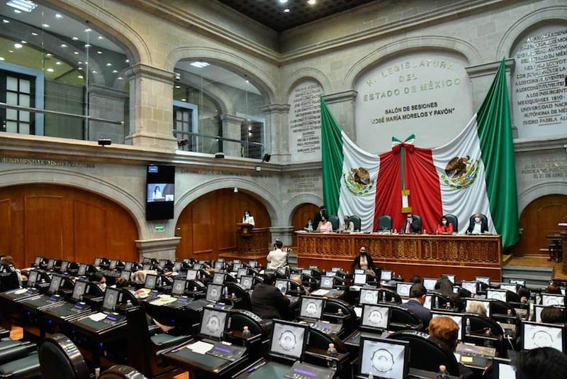 LEGISLATURA DEL EDOMÉX SOLICITA CAPACITACIÓN A POLICÍAS