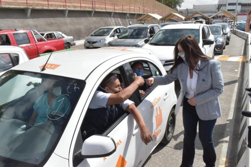 43 MIL DOSIS APLICADAS EN SEGUNDO DÍA DE VACUNACIÓN EN NAUCALPAN