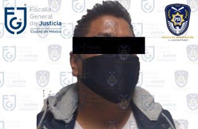 DETIENEN EN LA CDMX A VIOLADOR DE TOLUCA