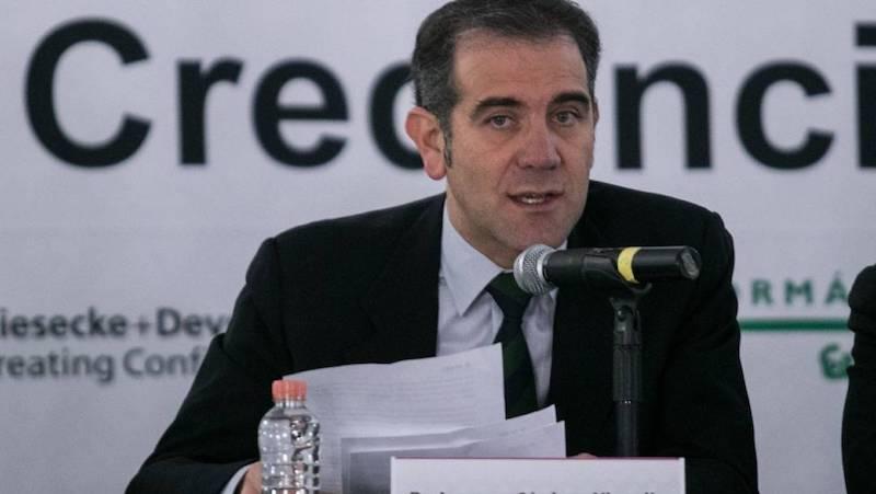INE PROPONE 91 000 CASILLAS EN CONSULTA DE EXPRESIDENTES