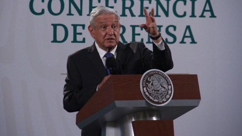 AMLO CONSIDERA «UN GOLPE A LA DEMOCRACIA» FALLO DEL TEPJF