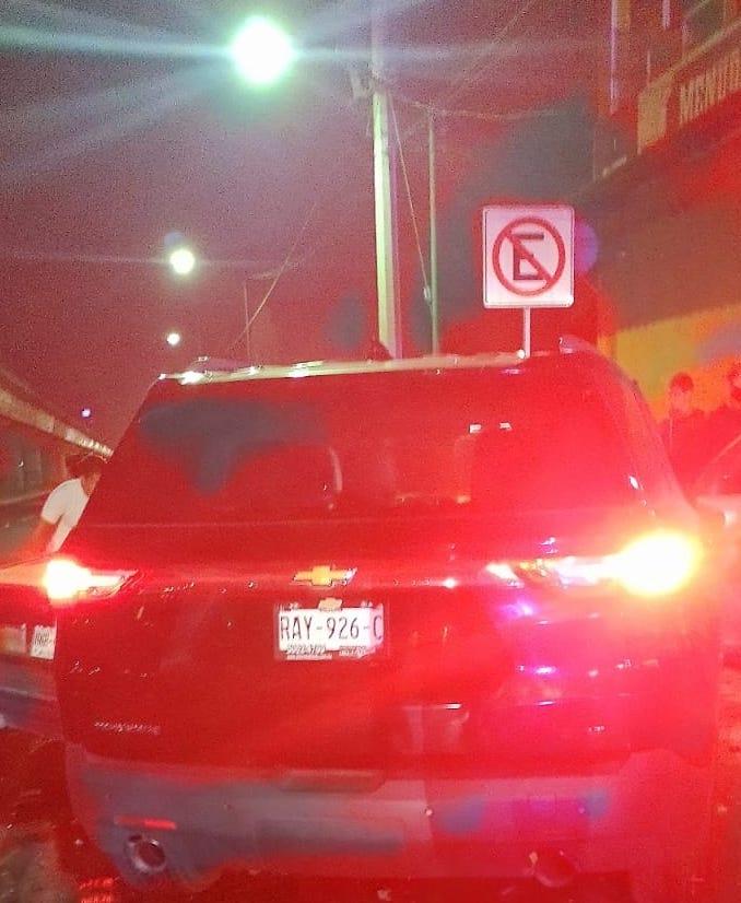 VIDEO: MOMENTO EXACTO DE ACCIDENTE QUE DEJÓ 3 MUERTOS EN SAN MATEO