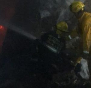 INCENDIO FORESTAL EN JALISCO DEJA TRES HERIDOS