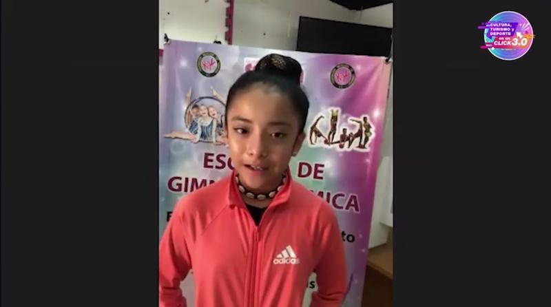 PRESENTAN TALENTO INFANTIL MEXIQUENSE EN ESPÍRITU DEPORTIVO