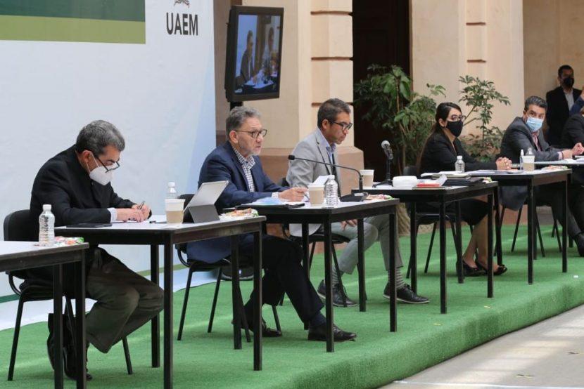 MODERNIZA UAEM MARCO JURÍDICO PARA INSTITUCIONES INCORPORADAS