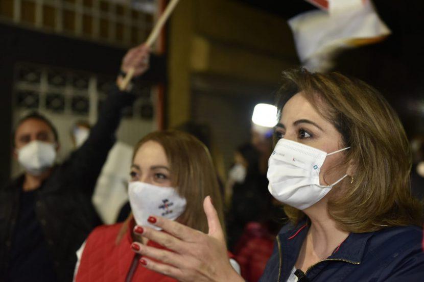 RECUPERAREMOS LA GRANDEZA DE NUESTRA TIERRA: ANA LILIA HERRERA