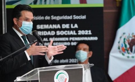 REFORMA AL SISTEMA DE PENSIONES RECUPERA ENFOQUE SOCIAL: IMSS