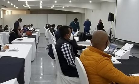 CAPACITA IEEM A PERSONAL DE LOS ÓRGANOS DESCONCENTRADOS