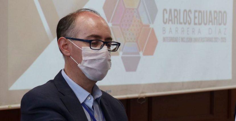 DIÁLOGO PRODUCTIVO EN JORNADAS DE PROMOCIÓN: CARLOS EDUARDO BARRERA