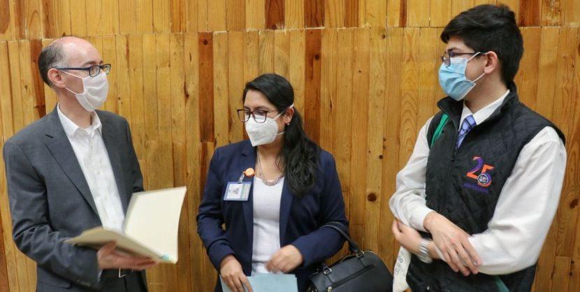 INCREMENTAR PRESENCIA DE LA UAEMÉX EN ÁMBITO  INTERNACIONAL: BARRERA DÍAZ
