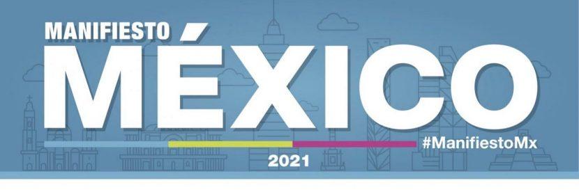 PRESENTA COPARMEX EL «MANIFIESTO MÉXICO»