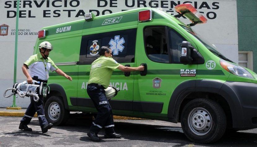 DESTACA SALUD EL TRABAJO DEL SUEM DURANTE LA PANDEMIA
