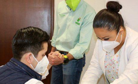 SERVICIO MÉDICO GRATUITO PARA TODOS LOS MEXIQUENSES :PVEM