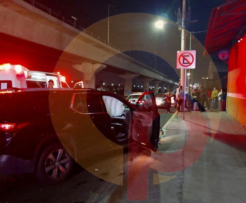 ACCIDENTE COBRA TRES VIDAS EN SAN MATEO ATENCO
