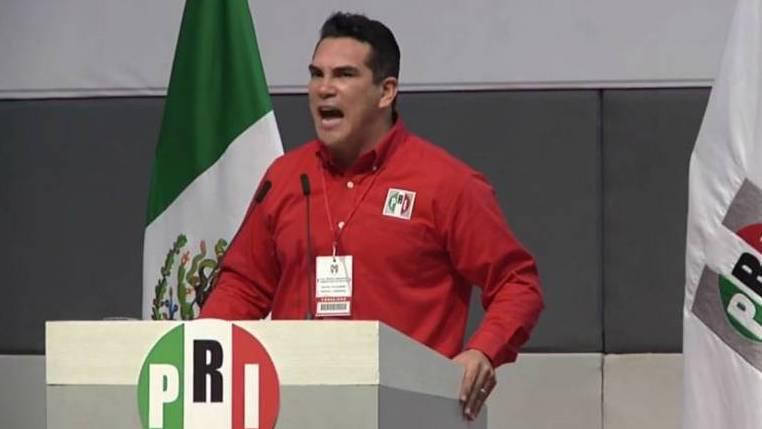 HOY INICIA EL PRI LA DEFENSA DE MÉXICO: ALEJANDRO MORENO