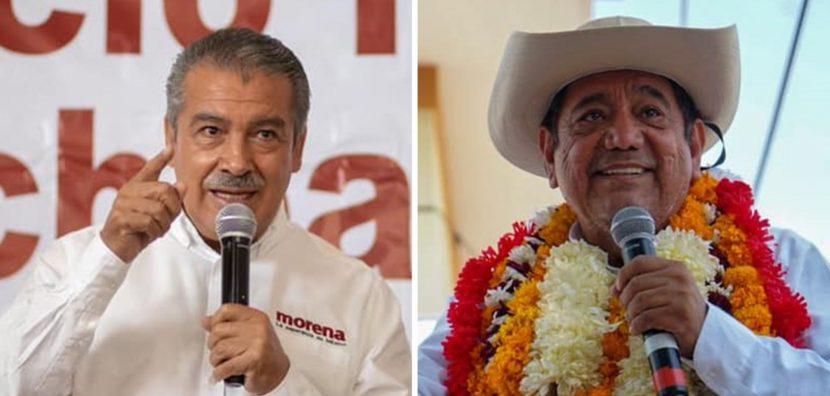 TEPJF RETIRA CANDIDATURAS DE SALGADO MACEDONIO Y MORÓN