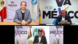 ALTO A VIOLENCIA POLÍTICA CONTRA CANDIDATOS: «VA POR MÉXICO»